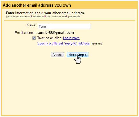 Custom & Personal Email Address